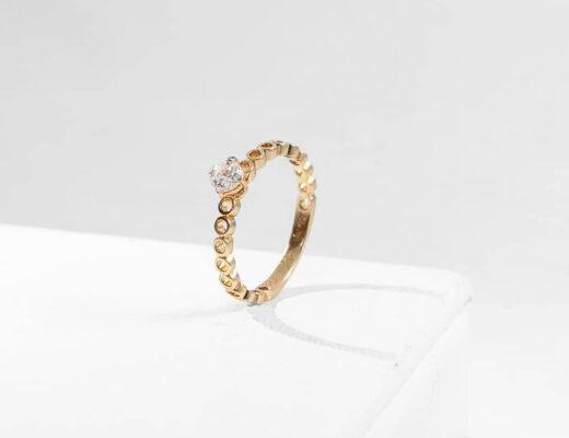Cincin Emas Asli atau Palsu Bedakan Dengan Cara Ini